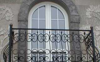 Французский балкон: что это, классический кованый и современный, дизайн, фото