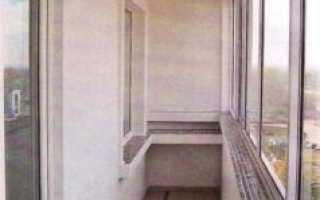 Как утеплить балкон в панельном доме изнутри своими руками