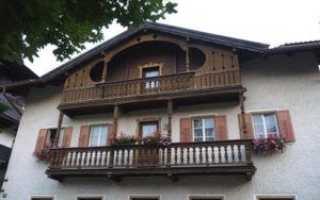 Конструкция балкона: устройство в панельном и кирпичном домах