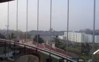 Панорамное остекление балкона: дизайн, плюсы и минусы, утепление, фото