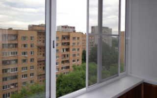 Алюминиевое остекление балкона — заказать остекление балкона алюминиевым профилем