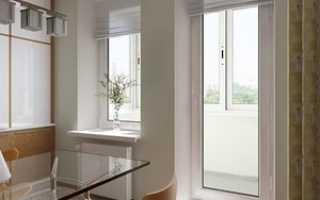 Установка балконной двери: своими руками, как установить пластиковую, видео