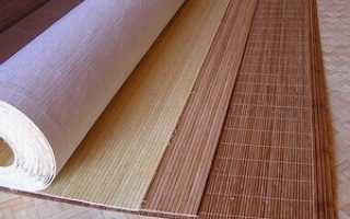 Обои для балкона: отделка лоджии бамбуковыми, жидкими, пробковыми