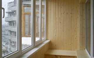 Обшивка балкона вагонкой своими руками: обшиваем евровагонкой, пошаговая инструкция, фото, видео