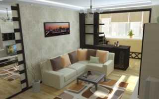 Дизайн лоджии совмещенной с комнатой: объединение, согласование, идеи и стили, фото