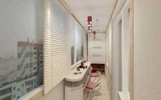 Как обустроить балкон и лоджию: идеи, варианты, фото