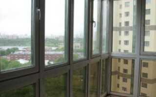 Панорамные окна на балконе: плюсы и минусы