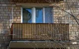 Как утеплить балкон в хрущевке своими руками: пошаговая инструкция