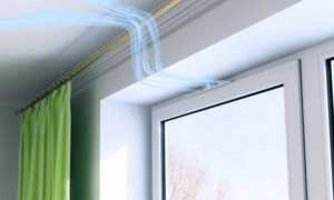 Микропроветривание пластиковых окон — что это такое, как установить, как регулировать