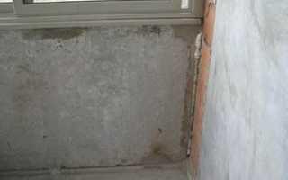 Как заделать щели на балконе: чем закрыть, заделка на лоджии