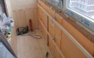 Отделка балкона декоративным камнем: порядок монтажа