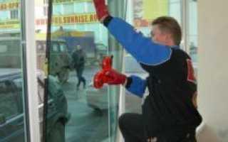 Замена стекла на балконе: ремонт и обслуживание стеклопакетов