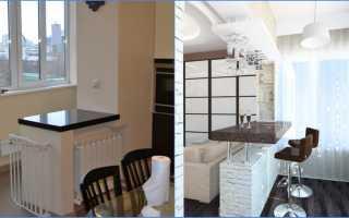 Барная стойка на балконе и лоджии: идеи дизайна, фото