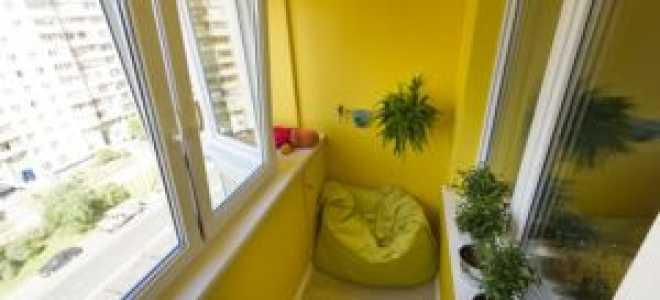 Чем лучше отделать балкон внутри: выбор и монтаж материалов