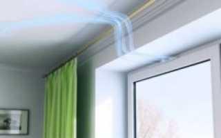 Приточный клапан на пластиковые окна — Как установить приточный клапан на пластиковые окна