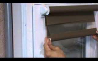 Ролеты «день-ночь»: виды и спобосы установки на окна