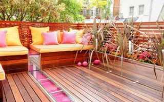 Скамейка на балкон с ящиком: своими руками, как сделать, фото