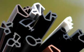 Уплотнитель для пластиковых окон — замена уплотнителя для окон своими руками