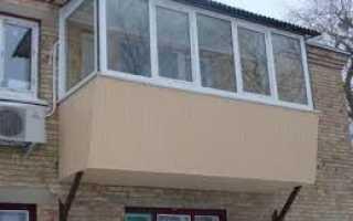 Балкон своими руками: как сделать