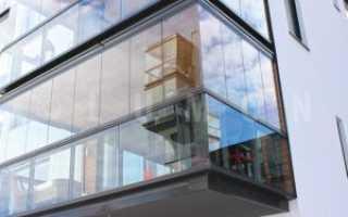 Варианты остекления балкона: сравнительный анализ видов
