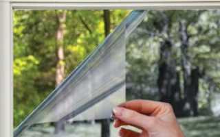 Термопленка для окон — Утепление окон термопленкой, пленка «третье стекло»