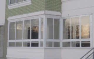 Остекление балконов П-44 — остекление балконов и лоджий в домах серии П-44 в Москве