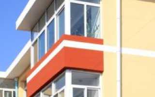 Размер балкона в хрущевке: советы по увеличению