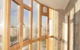 Какой стеклопакет ставить на лоджию и балкон