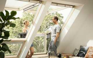 Балкон на мансарде своими руками: как сделать