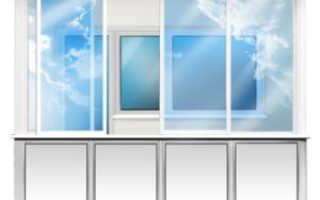 Остекление балкона — Теплое и холодное остекление, фасадное, панорамное, замена холодного на теплое