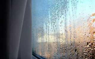 Потеют окна на балконе: что делать? Способы решения проблемы