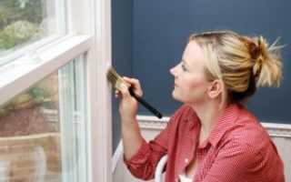 Замазка для окон: как сделать своими руками в домашних условиях