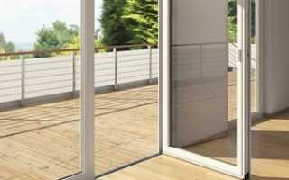 Балконные двери: виды, пластиковые, деревянные, какие лучше, фото