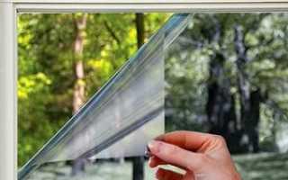 Тонировочная плёнка для окон: тонировка балкона, лоджии от солнца, как клеить, видео