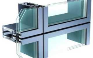 Структурное остекление узлов и фасадов зданий