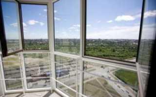 Французские окна на балкон: советы по применению