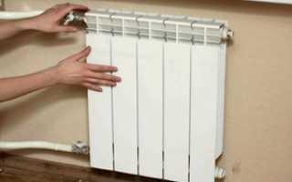 Батарея на балконе: вынос радиатора на лоджию, как провести отопление