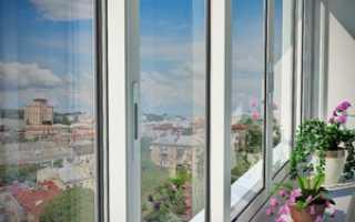 Раздвижные окна для балкона: виды раздвижного остекления балконных окон