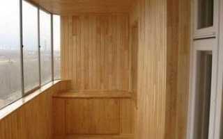 Как обшить балкон вагонкой своими руками: особенности работ для стен, стоимость, фото, видео