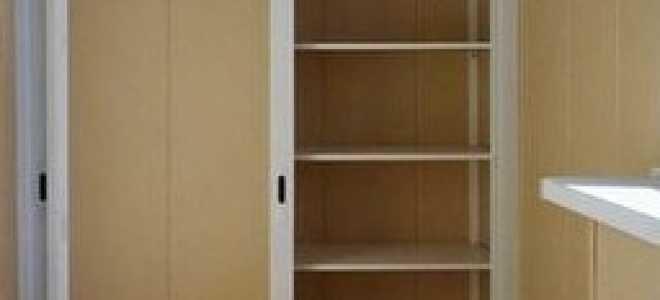 Шкаф на балконе своими руками: как сделать, инструкция, фото, видео