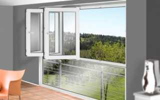 Какие пластиковые окна лучше ставить на балкон или лоджию — типы, особенности, как выбрать