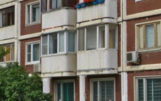 Остекление балконов КОПЭ — остекление балкона с выступом