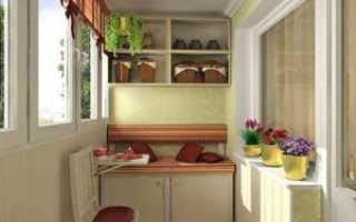 Чем обшить балкон изнутри: выбор материалов