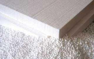 Пенопласт как утеплитель: стен, пола, потолка балкона, его свойства