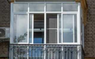 Французское остекление балкона от пола до потолка алюминиевым профилем. Как сделать французский балкон в сталинке и хрущевке