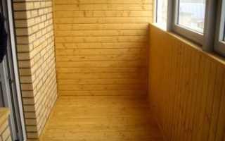 Чем покрасить вагонку на балконе: советы эксперта