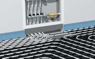 Водяной теплый пол на балконе: схема укладки, как сделать своими руками, видео