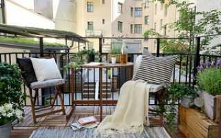 Балкон в стиле прованс: особенности дизайна лоджии, фото