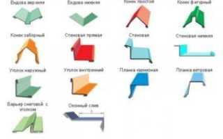 Отлив на балконе и лоджии: технология установки