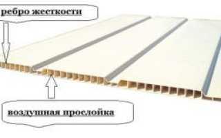 Пвх панели для балкона: правильный выбор